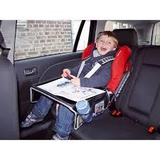 tablette pour siege auto tablette plateau siège auto de voyage enfant aquacars
