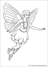 printable fairy princess coloring pages periodic tables