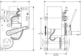 Overhead Door Manual Power Master Overhead Doors Operators Powermaster Door