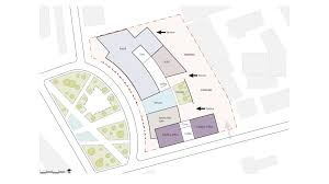mixed use complex jfa ground floor plan