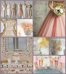 What Color Goes With Light Pink by Blushing Brides And Golden Grooms Wedding411 On Demand Pink