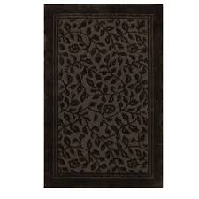 Mohawk Bathroom Rugs Mohawk Wellington 5 Ft X 7 Ft Bath Rug In Chocolate 352911