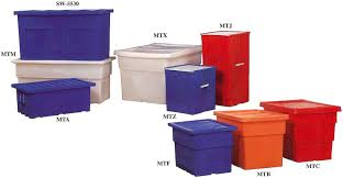 smooth wall shipping storage containers shipping totes storage