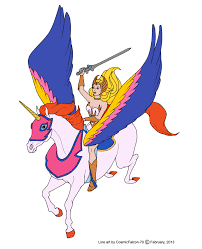 she ra coloring pages she ra and swifty in action by cosmicfalcon 70 on deviantart
