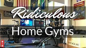 10 ridiculous home gym setups garage gym reviews