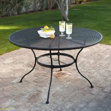 Iron Patio Table With Umbrella Hole by Vinyl Tablecloth With Umbrella Hole Tags Patio Furniture Cover