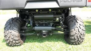 the silent rider atv and utv exhaust silencer stealth system