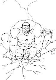 hulk coloring pages free games videos kids reading