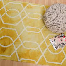 Yellow Rugs Fresco Rugs In Yellow Free Uk Delivery The Rug Seller