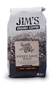 sweet blend coffee jim s organic coffee
