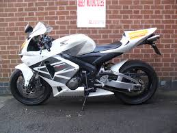 honda cbr 600 dealer used honda cbr600 rr 5 2005 55 motorcycle for sale in leicester