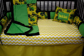 Tractor Crib Bedding Deere Crib Bedding Home Inspirations Design