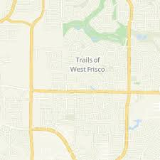 frisco map lone high in frisco tx area map us best high