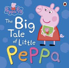 peppa pig big tale peppa
