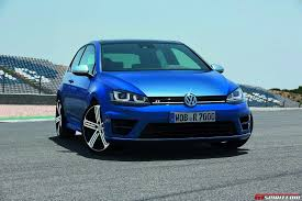 volkswagen gti night blue official 2015 volkswagen golf r gtspirit