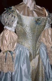 wedding dress restoration 17th century wedding dresses wedding 05 blue gold