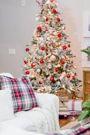 a very merry and bright home tour part 1 the home i create