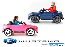 toddler mustang car power wheels powered ride on cars trucks for fisher price