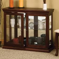 small curio cabinet with glass doors curio cabinets display cabinets within elegant small curio cabinet
