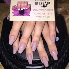 nail salon cypress nail salon 77433 bellagio nails spa