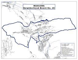 Uh Manoa Campus Map Wahiawā Community Evaluation