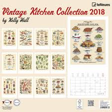kitchen collection uk vintage kitchen collection calendar 2018 calendar club uk