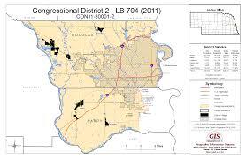 Nebraska County Map Nebraska Legislature Maps Clearinghouse