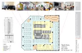 interesting floor plans tech firm sample test fit house plan floor line of credit