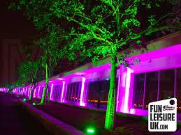 Hire Outdoor Lighting - outdoor mood lighting packages hire fun leisure uk