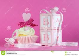baby shower cupcake favor boxes pink theme baby cupcake favor