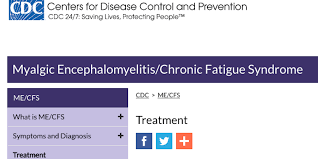 cdc removes treatments for chronic fatigue syndrome from website