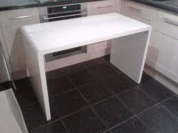 white high gloss desk enzo white high gloss desk table in merthyr tydfil gumtree