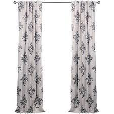 Braided Velvet Curtain Tab Top Curtains U0026 Drapes You U0027ll Love Wayfair