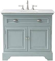 Single Bathroom Vanities Amazon Com Sadie Single Bath Vanity 35