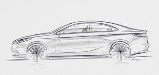 porsche mission e sketch swaroop roy representation automobile pinterest car sketch