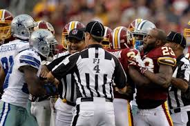 redskins vs cowboys thanksgiving day called top rivalry of