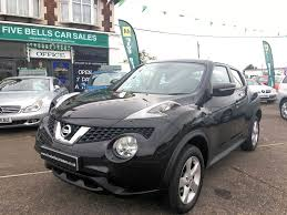 nissan juke black used black nissan juke for sale essex