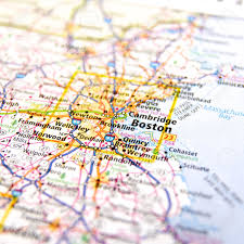 Maps Of Boston by Boston Map Stock Photos Royalty Free Boston Map Images And Pictures
