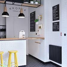 kitchen pegboard wall pegboard ideas