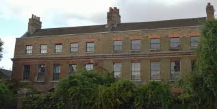 file malplaquet house photo front view from mile end road london