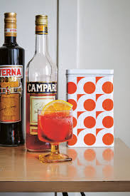 campari art the art of the bar cart giveaway jojotastic
