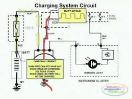 charging system u0026 wiring diagram youtube youtube