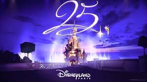 disneyland paris teases first 25th anniversary celebrations