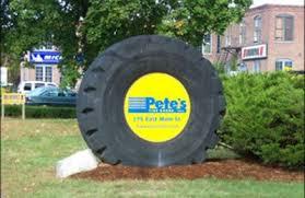 Tire Barn Indianapolis Pete U0027s Tire Barns Orange Ma 01364 Yp Com