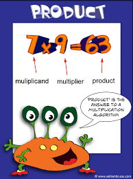 what is multiplication product what is the product the product is the answer to an