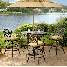 Pub Height Patio Table Bar Height Patio Table Set Bar Height Patio Table Furniture