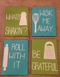 15 clever ideas to improve your kitchen 5 quote canvas