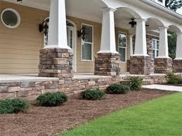 exterior nexstone brick veneer home depot fake stone siding
