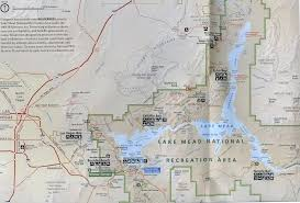 lake mead map high and at callville cground sort of along lake mead