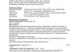 Sample Etl Testing Resume by 100 Manual Testing Resume Resume Sample Media Templates